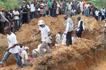 Nord-Kivu : Au moins 25 civils tués en une semaine à Beni