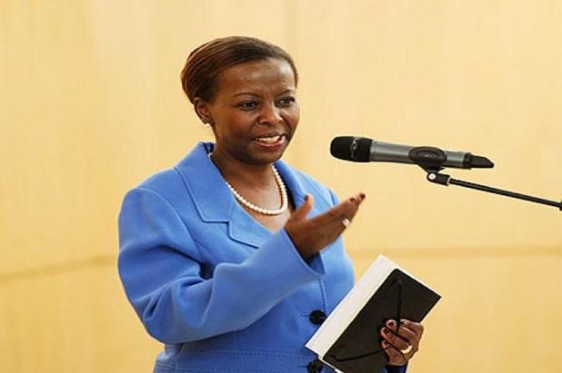 Une Anglophone à la tête de la francophonie: Louise Mushikiwabo