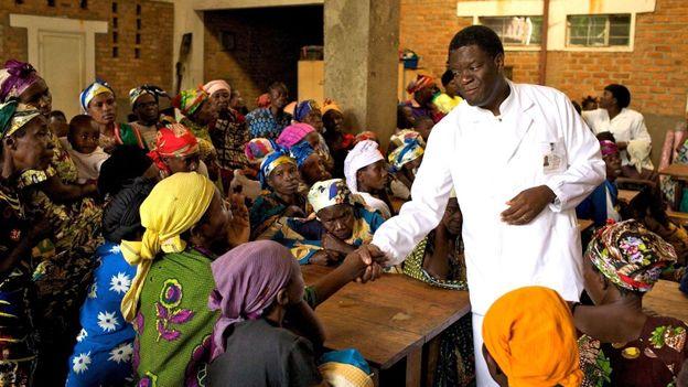Nobel de la paix 2018 : « Nous ne pouvons que saluer cette consécration suprême d'un compatriote qui a tout sacrifié pour sauver des milliers de congolaises » (Josef Kafuka et Justin Kandanda)