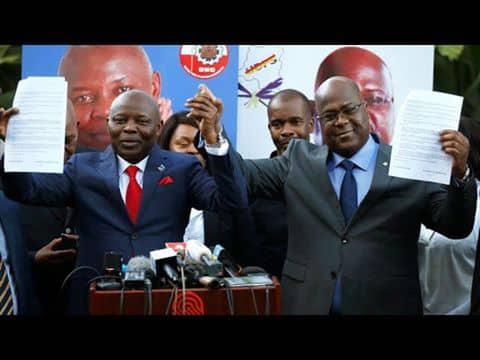 Accord UDPS-UNC : Ce qu'en pense la population de Bukavu