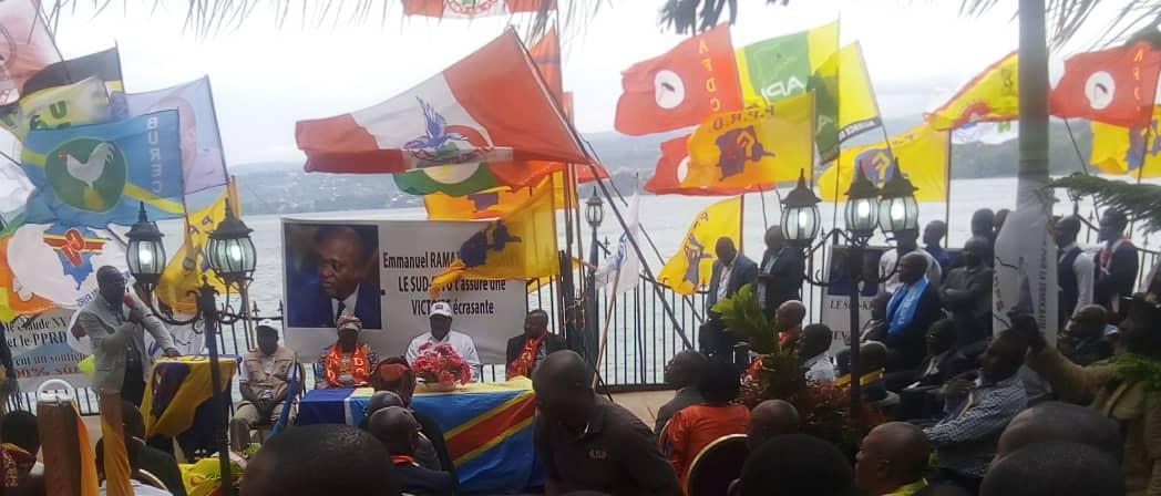 Sud-Kivu: La campagne électorale aux scrutins du 23 décembre 2018 en RD Congo.