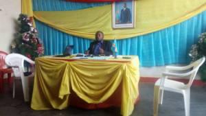 « Je ne vais pas quitter le pouvoir par vos dires inutiles », rétorque le bourgmestre Bishweka à la Société civile de Bukavu