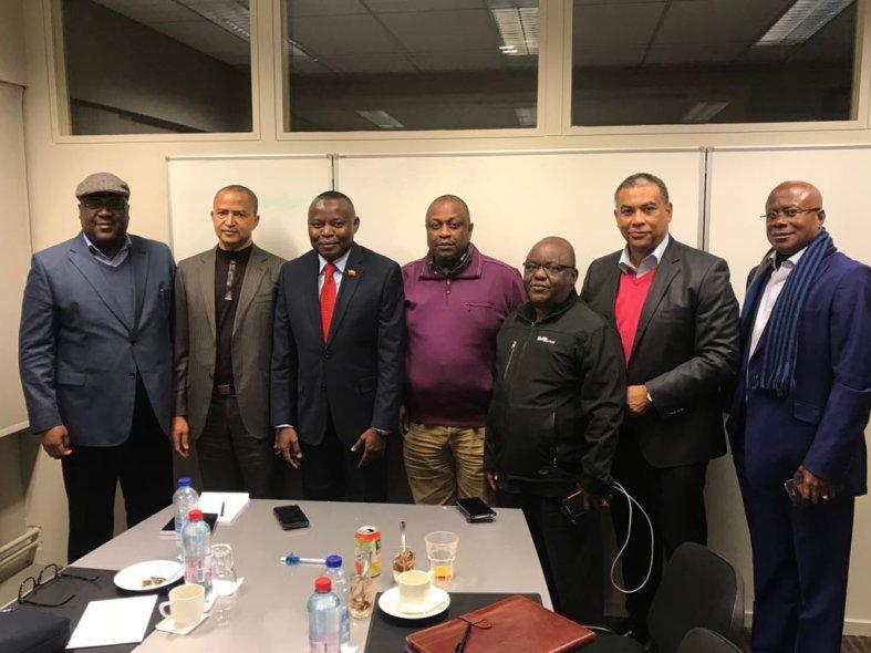 RDC: Les réactions se multiplient au lendemain du retrait de Félix Tshisekedi et de Vital Kamerhe de la coalition Lamuka