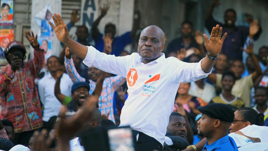 RDC : Martin Fayulu regagne Kinshasa le 28 avril prochain
