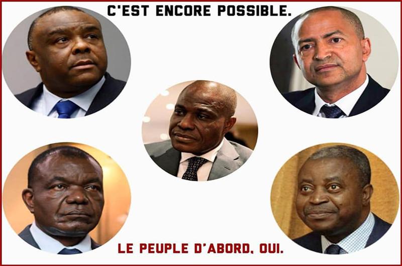 Belgique : LAMUKA salue les nouvelles sanctions des USA contre les officiels congolais (communiqué final)