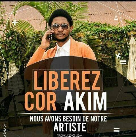 Bukavu : Cor Akim Artiste Musicien doit être retrouvé alerte de la société civile Noyau d'Ibanda