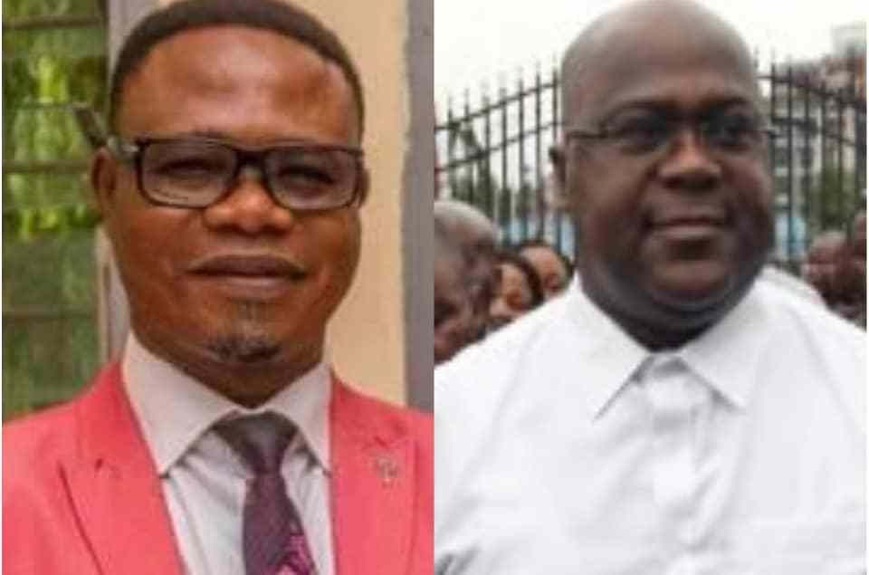 RDC : Le Prof Eberande Kolongele nommé directeur de cabinet de Félix Tshisekedi