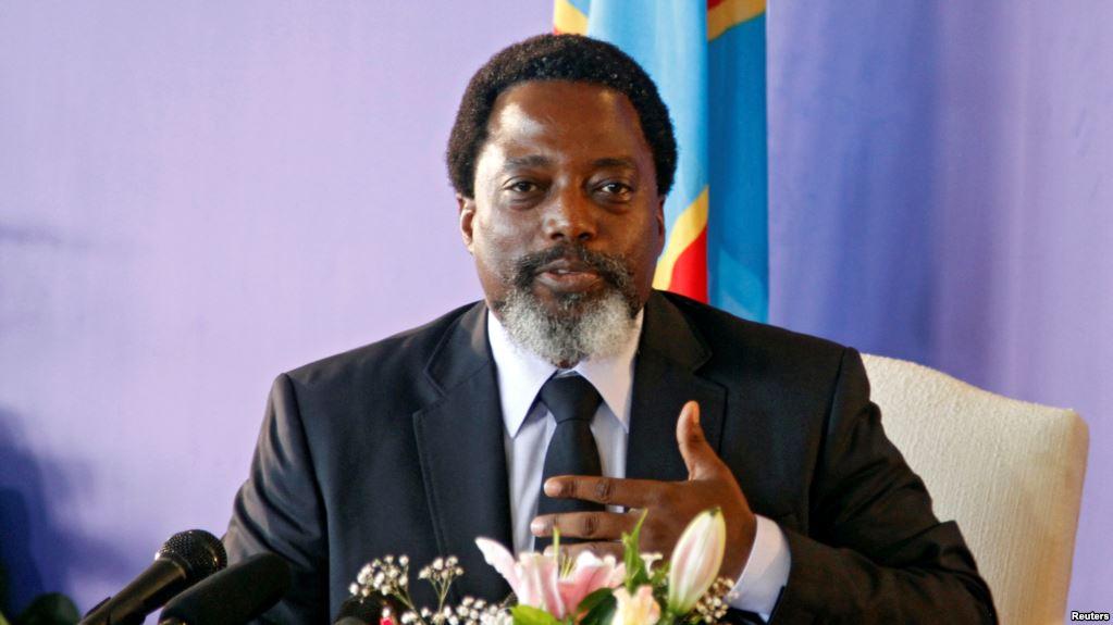 RDC : Joseph Kabila, le premier bénéficiaire des 15 avantages de la loi Mutinga