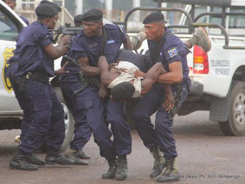 Bukavu : Evasions au cachot de la police de Kadutu