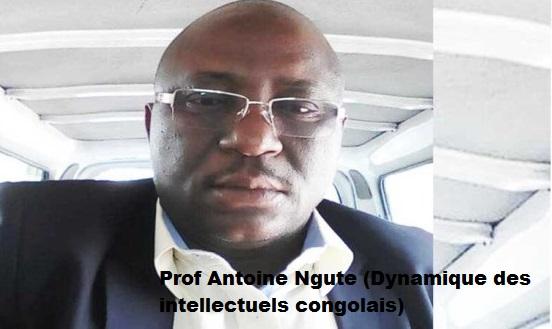 Prof Antoine Ngute : « La situation des élections en RDC ne constitue même pas une duperie mais un coup de force »
