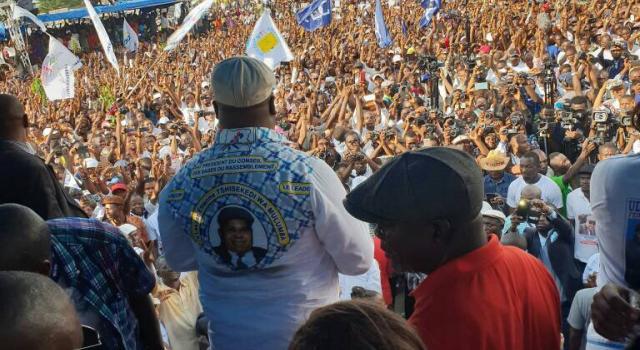 RDC : Après Lamuka, l'UDPS en meeting le 15 février