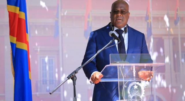 RDC : Félix Tshisekedi axe son discours sur 5 actions à l'UA
