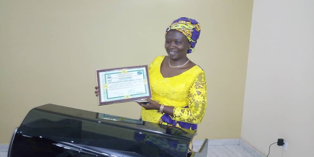 Sud-Kivu : KJN couronnée par CFIDH/D pour son travail en faveur des jeûnes!
