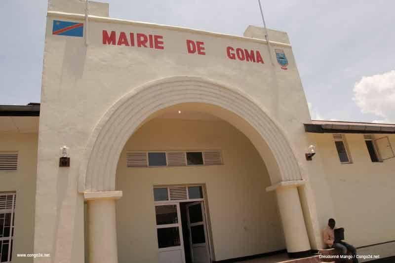 Le maire de GOMA accuse la population de collaboration avec les groupes négatifs qui insécurisent sa ville
