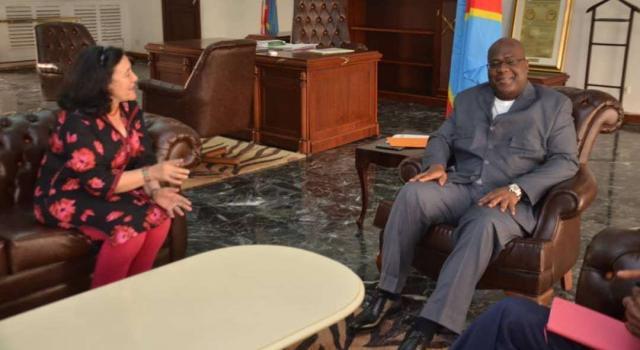 RDC : La Monusco appelle à souscrire à la démarche du Président Félix Tshisekedi