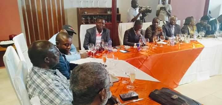 Election du gouverneur au Nord Kivu, Julien PALUKU et Eugène SERUFULI promettent un soutient et un accompagnement à Carly NZANZU KASIVITA