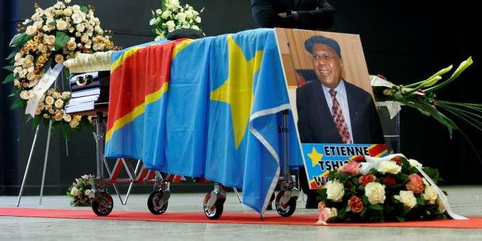 RDC : 52479 dollars américains pour la retransmission en direct des obsèques d'Etienne Tshisekedi à la RTNC