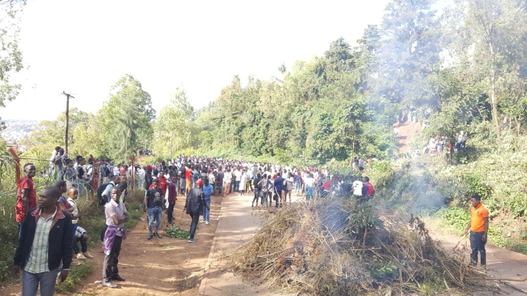Bukavu : Un compromis entre la SNEL et les étudiants après des manifestations