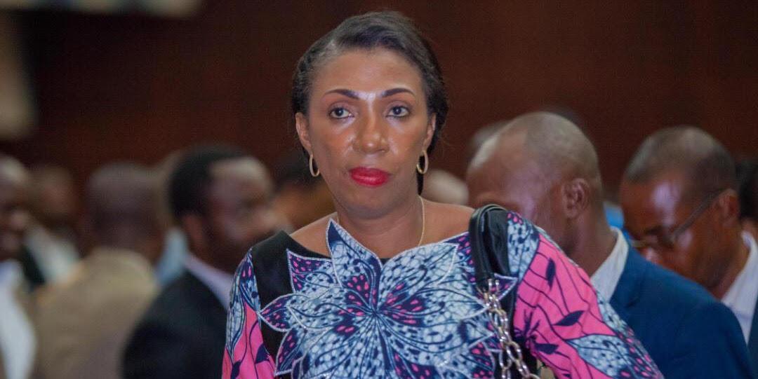 RDC : Jeanine Mabunda pour une maison du peuple et non un palais du peuple
