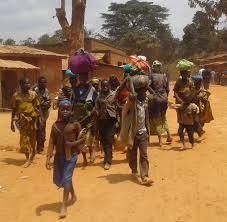 Ituri: Attaque en cours à DJUGU, plusieurs villages vidés par la population fuiyant le comambat