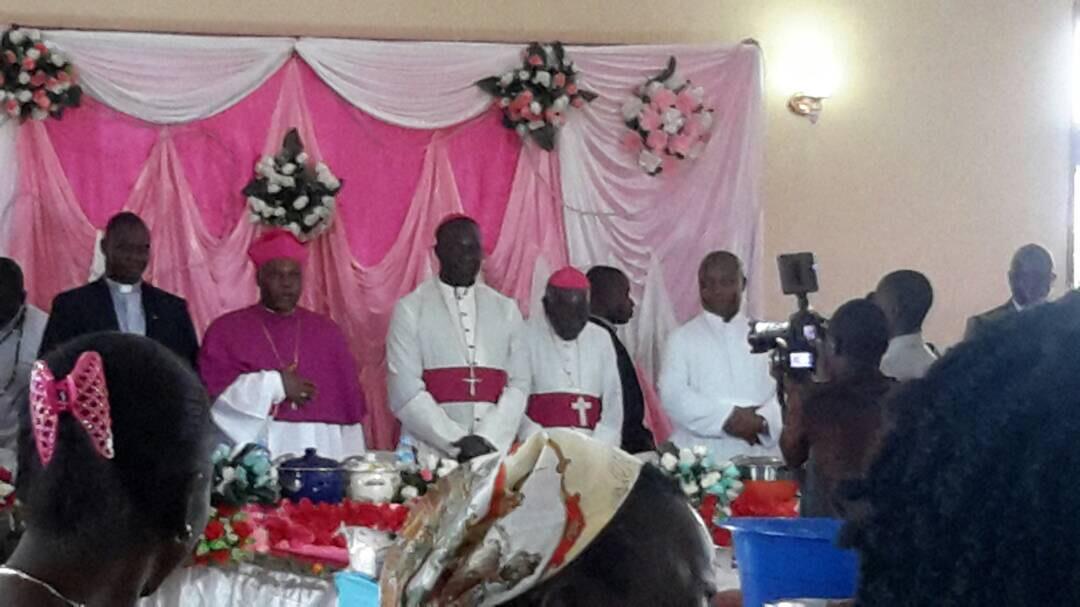ITURI: Un pretre de la paroisse jiba enlevé par des inconnus ce mercredi 05 Juin.