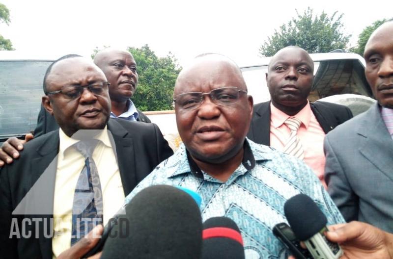 RDC : « J'ai accepté la main tendue du régime pour que la paix et la sécurité reviennent chez-moi » (Mbusa Nyamwisi)
