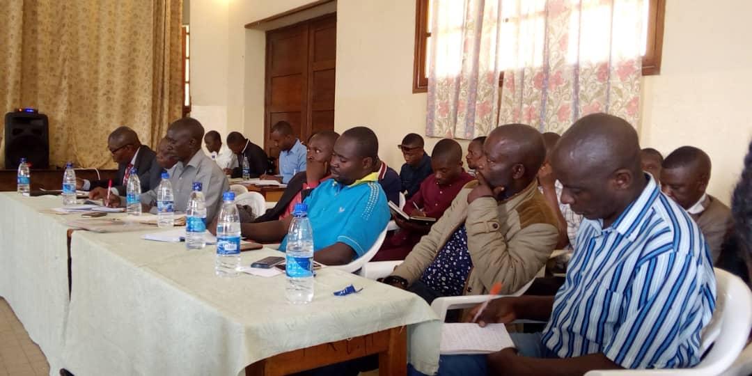 SUD-KIVU : la société civile pour une solution durable de l'éradication de la prime en Province