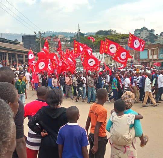 Bukavu : L'AFDC-A appelle à une manifestation de soutien à Bahati Lukwebo ce lundi