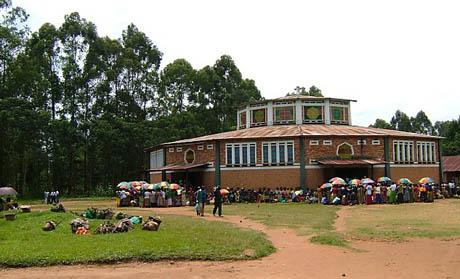 Walungu: La paroisse catholique de Nyangezi pillée cette nuit