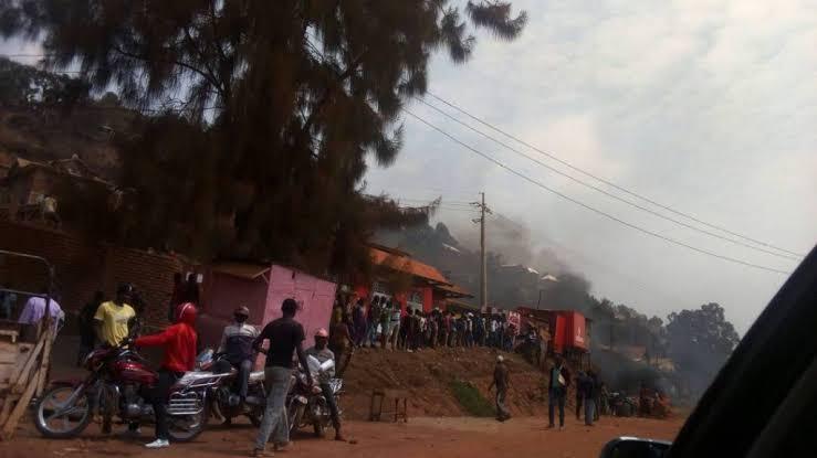 Bukavu : La société civile noyau de Nkafu dresse un bilan de 2 personnes tuées en l'espace de 4 jours