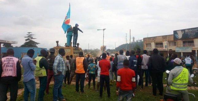 Beni: Des jeunes déterminés à en découdre avec les ADF