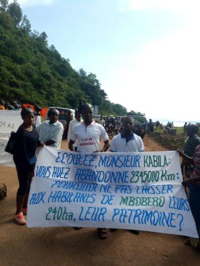 Sud-Kivu : A quand Joseph Kabila remettra-t-il les victimes d'expropriation de Mbobero dans leurs droits ?