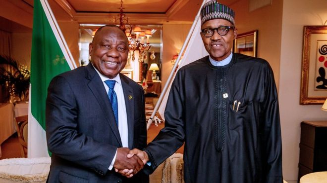 The South African and Nigerian Presidents, Ramaphosa and Buhari are Trees that Hide the Forests: Which Questions to Ask?
