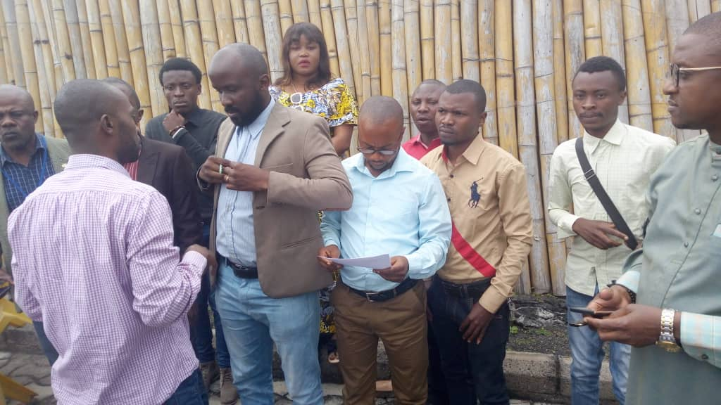 Goma: Début d'une formation de renforcement des capacités des journalistes de l'UJC