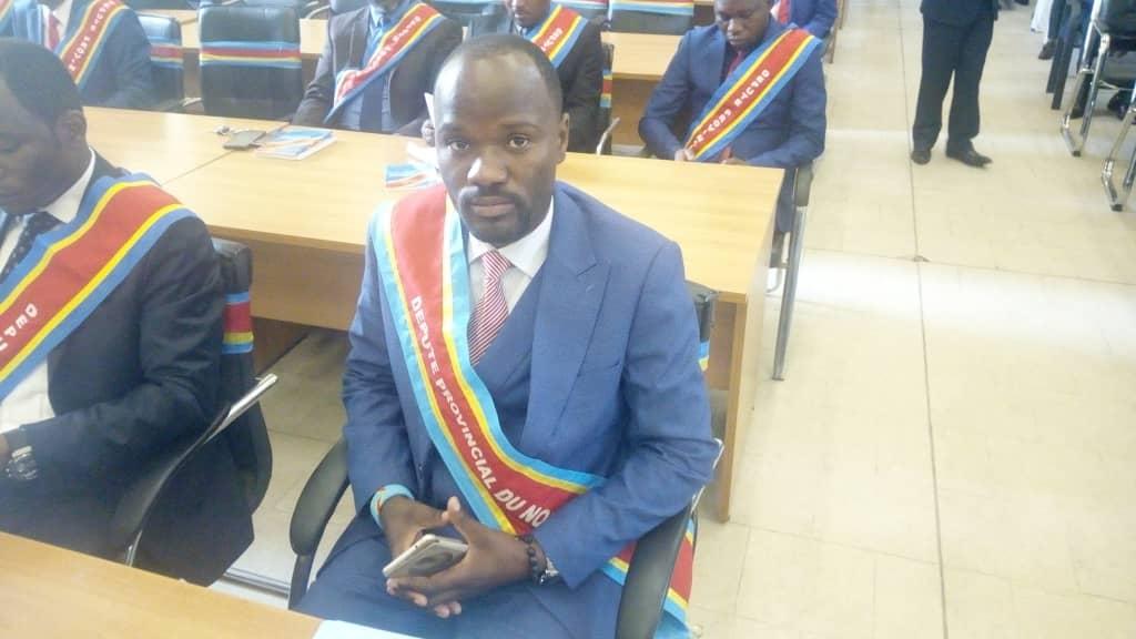Nord-Kivu : Le député provincial Saidi Balikwisha adresse une question orale avec débat au Président de l'Assemblée Provinciale
