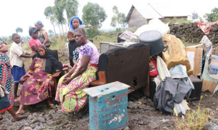 Goma : Dossier escroquerie d'argent des citoyens par cession illégale des parcelles à Mugunga, La LUCHA RDC-Afrique dénonce une complicité et spoliation