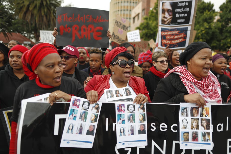 Gender and femicide in South Africa: Can Popular Monotheistic Dogmas and Doctrines Be Questioned?
