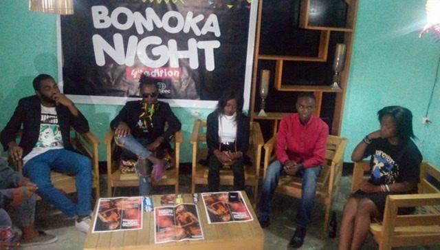 """Goma : Glomeec annonce le lancement de la quatrième édition du Spectacle dénommée """" Bomoka Night"""""""