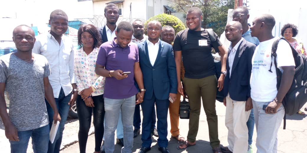 Goma: Honoré Mvula est arrivé en province pour une communion avec la base.