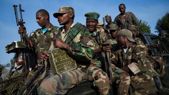 RDC : Retrait des mandats d'arrêt contre les ex-combattants du M 23