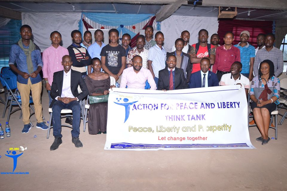 BUKAVU-RDC : Promotion de l'entreprenariat de jeunes, gage pour un développement et la paix APL – RD Congo.
