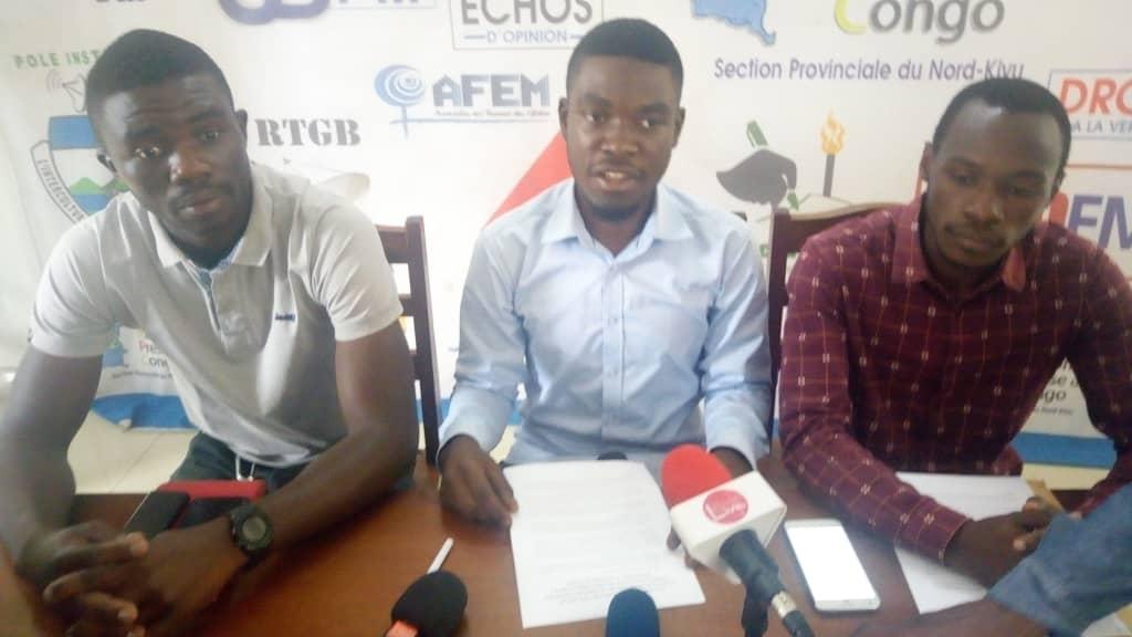 Goma: Les étudiants de l'ISTA menacent de saisir la justice après l'attaque de leur cortège à Munigi