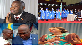 Kamerhe à J.Mabunda : « Qui mesure le degré de la crise ? c'est le Président »