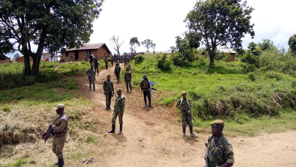 Nord-Kivu : 11 morts et 6 blessés dans une attaque des FDLR contre une position de NDC-RÉNOVÉ
