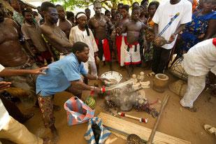Culture : Les sorciers organisent leur premier congrès africain