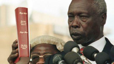 Photo of Kenya : L'ex Président Daniel Arap Moi est décédé