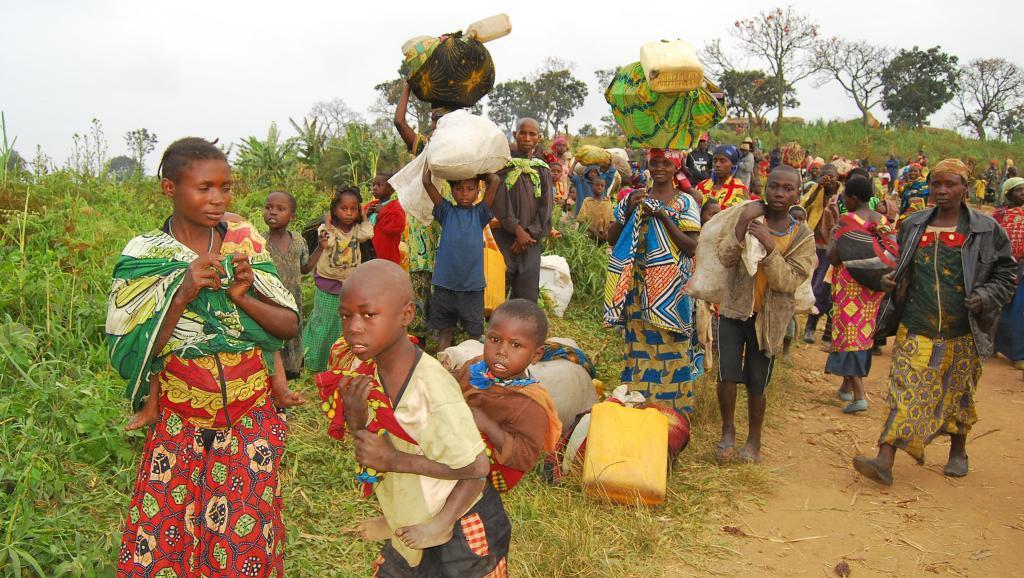 RDC : Plus de 5 millions des déplacés internes, le HCR appelle à mobiliser 150 millions pour répondre à la crise