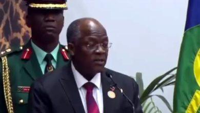 Photo of Coopération : Le président John Magufuli rejette un prêt de 10 milliards U$ de la Chine