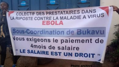 Photo of Urgent : Tension à la Division provinciale de la Santé du Sud-Kivu