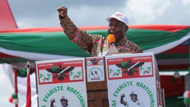 Photo of Burundi : L'opposition conteste l'élection d'Evariste Ndayishimiye à la tête du pays